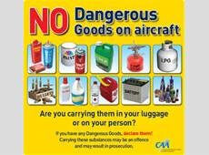 PrecisionAir - Dangerous Goods